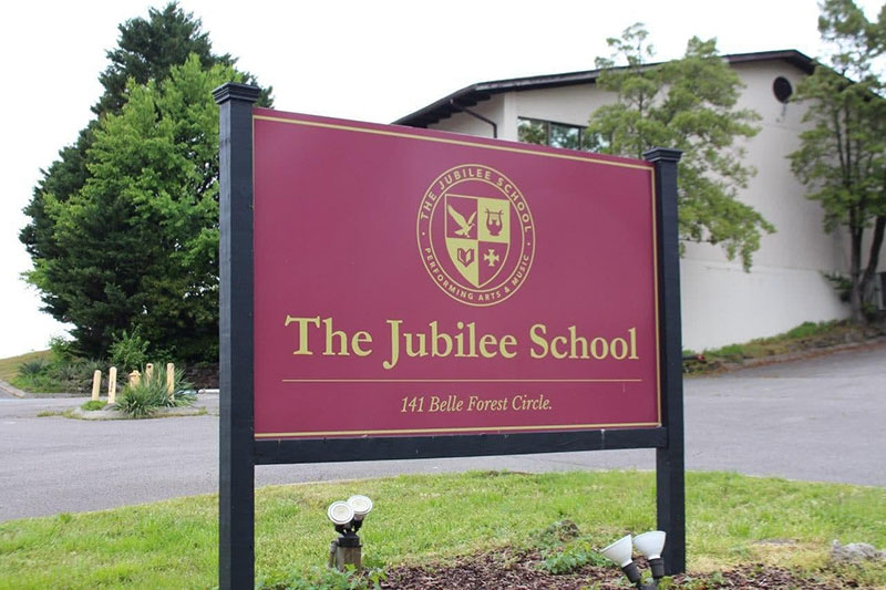 Jubilee School's Vision for 2021