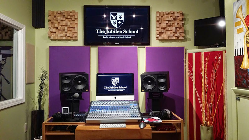 Jubilee song Project: Collaboration between Jubilee School and local musicians
